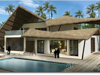 Vinyaasa Architecture & Design Pool