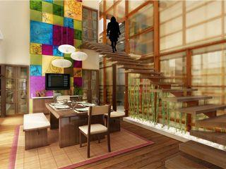 Vinyaasa Architecture & Design Living room