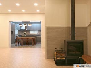 이즈홈 Modern living room