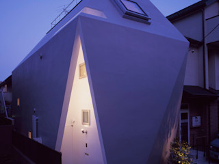 山縣洋建築設計事務所 Modern Houses