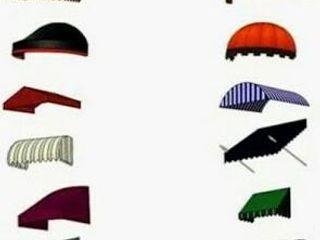 sundacanopy Puertas y ventanasDecoración de ventanas Textil Multicolor