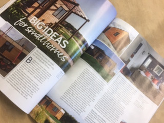 Cornwall Living Edition 79 Building With Frames Prefabricated home Wood