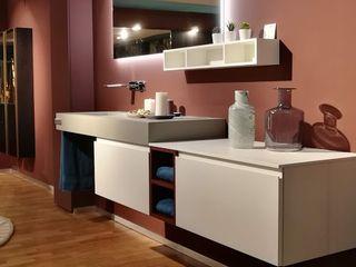 Formarredo Due design 1967 Moderne Badezimmer