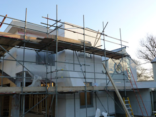 Hayling Island Project Building With Frames Prefabricated home Wood