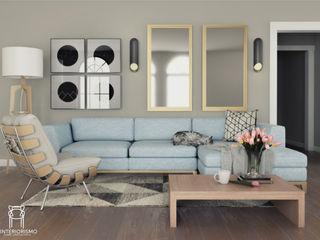 Más Interorismo Modern Living Room