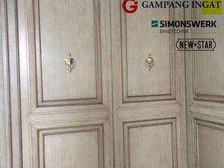 Gampang Ingat Windows & doors Doors