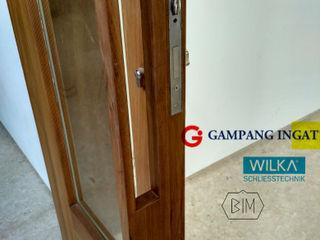 Gampang Ingat Windows & doors Doorknobs & accessories