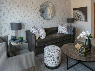 Spegash Interiors غرفة المعيشة