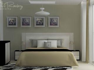 Estudio R&R Спальня