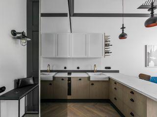 Baltic Design Shop Kitchen Wood White