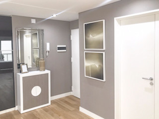 Estudio Nicolas Pierry 玄關、走廊與階梯配件與裝飾品