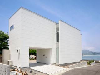 株式会社CAPD Einfamilienhaus Weiß