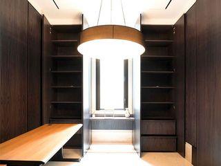 ARF interior Вбиральня