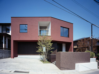 松岡淳建築設計事務所 Single family home