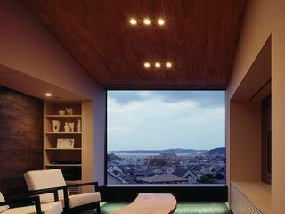 松岡淳建築設計事務所 Living room
