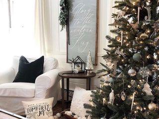 Idee di interior per Natale Federica Rossi Interior Designer Soggiorno classico