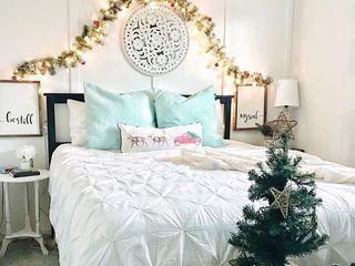 Idee di interior per Natale Federica Rossi Interior Designer Camera da letto in stile classico