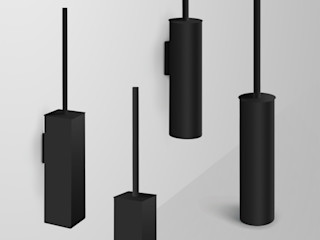 Lineabeta BathroomTextiles & accessories Black