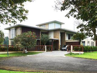 Residence - Rancamaya Bobos Design Rumah tinggal
