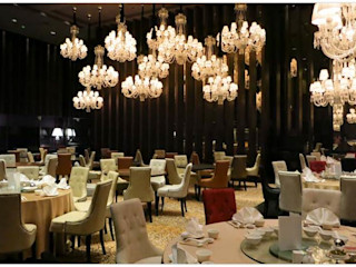 Restaurant - Shishen Hanten Bobos Design Gastronomi Klasik