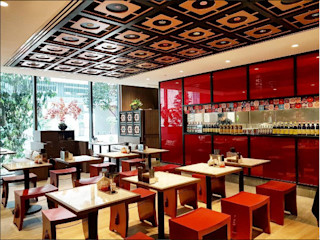 Restaurant - Singapore Mapo Bobos Design Gastronomi Gaya Asia