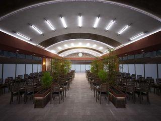 ANTE MİMARLIK Modern gastronomy