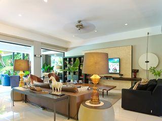 Residence - Bobos Bobos Design Ruang Keluarga Tropis