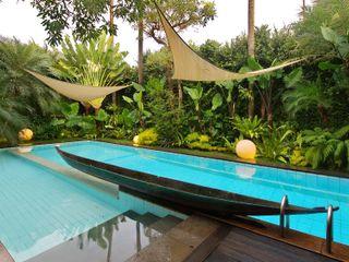 Residence - Bobos Bobos Design Kolam Renang Tropis
