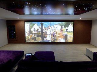 Projection Dreams / CUSTOM CINEMA 360 LDA Электроника МДФ Фиолетовый / Лиловый