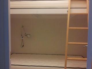 Pilar Pardal March Kleines Schlafzimmer Holz Weiß
