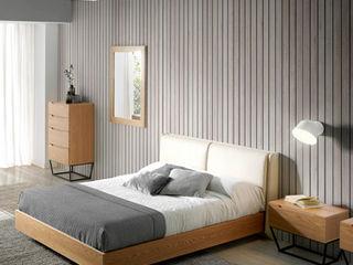 ANGEL CERDA Yatak OdasıYataklar & Yatak Başları Ahşap Ahşap rengi