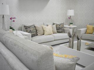 Monica Saravia Moderne woonkamers