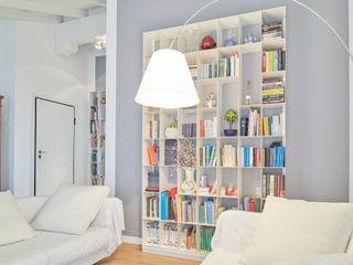 Appartamento CN Studio Ecoarch Soggiorno moderno