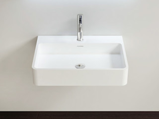 Badeloft - Badewannen und Waschbecken aus Mineralguss und Marmor Ванна кімнатаРаковини Білий