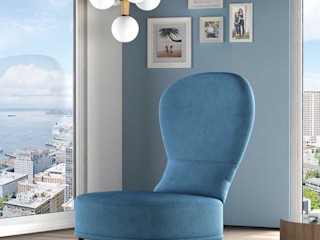 Intense mobiliário e interiores SoggiornoDivani & Poltrone
