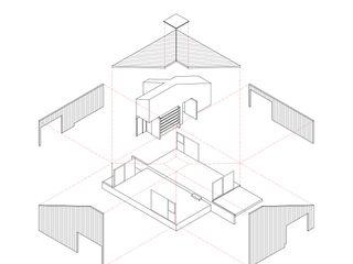mutarestudio Arquitectura Modern Evler