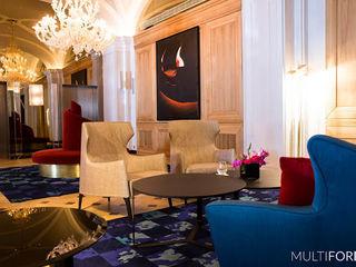 Waiting room MULTIFORME® lighting 클래식 스타일 호텔