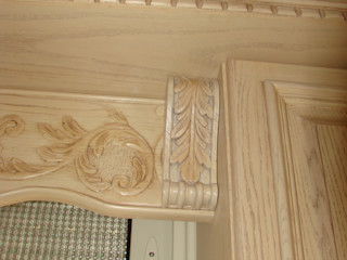 m furniture - moshir abdallah KitchenAccessories & textiles Solid Wood Wood effect