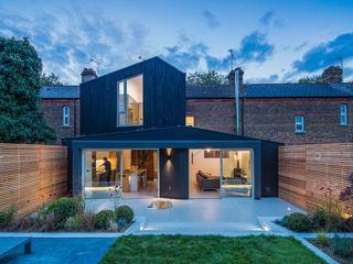 Black Ridge House Neil Dusheiko Architects Modern home