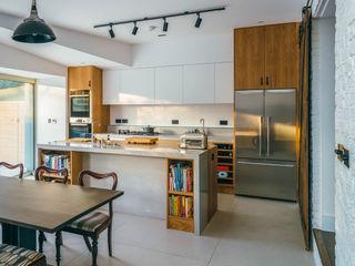 Black Ridge House Neil Dusheiko Architects Kitchen