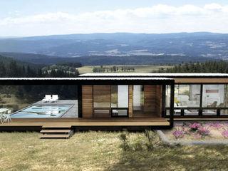 Casas Green Planet Modern Evler