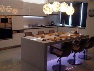 Loft House Tasarım Ofisi Кухня