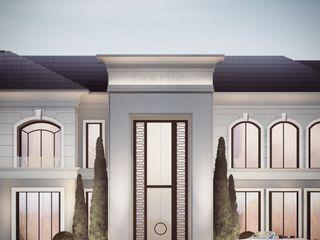 Simple yet Sophisticated Architecture Design IONS DESIGN Villas Stone White