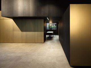 Ceramica Bardelli Couloir, entrée, escaliers modernes Tuiles Beige
