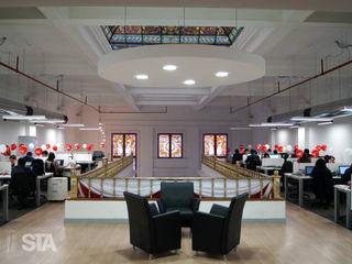 Soluciones Técnicas y de Arquitectura Oficinas y tiendas Blanco