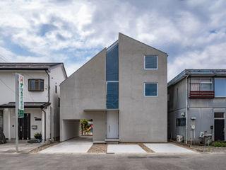 武藤圭太郎建築設計事務所 Maisons modernes