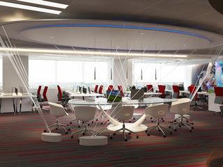 Norm designhaus Bangunan Kantor Modern