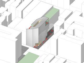 Fabrizio Romero Carvajal 現代房屋設計點子、靈感 & 圖片 鐵/鋼
