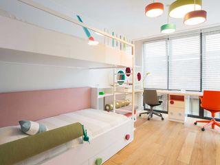 Pebbledesign / Çakıltașları Mimarlık Tasarım Kinderzimmer Mädchen