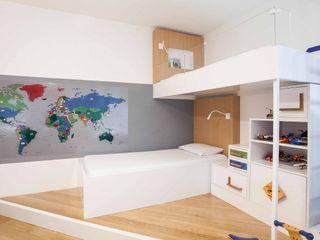 Pebbledesign / Çakıltașları Mimarlık Tasarım Kinderzimmer Junge